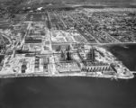 [Aerial View, Texas City Plant, Monsanto Chemical Co.]