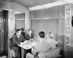 [Southern Pacific Sunset Limited Lounge Car, Budd Company]