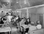[Southern Pacific Sunset Limited Lounge Car, Long View, Budd Company]