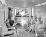 [Southern Pacific Sunset Limited Lounge and Bar, Budd Company]