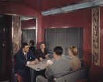 [Southern Pacific Sunset Limited Lounge, Budd Company]