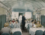 [Southern Pacific Sunset Limited Diner, Budd Company]