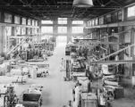 [Technicians at Warehouse, American Brake Shoe Company]