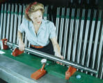 Mission Manufactor misc., 'Miss Mission' series in color