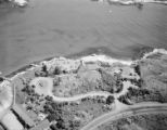[F. Frazier Jelke's 'Eagle's Nest' Estate, Newport, RI]