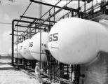 Gulf Oil Corp., Propane Storage Tanks