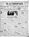 The Campus, Volume 26, Number 37, March 1, 1941