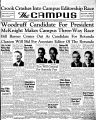 The Campus, Volume 26, Number 43, March 26, 1941