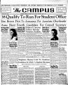 The Campus, Volume 26, Number 45, April 2, 1941