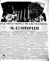 The Campus, Volume 29, Number 13, November 24, 1943