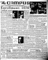 The Campus, Volume 30, Number 1, September 8, 1944