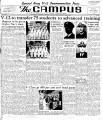 The Campus, Volume 30, Number 35, June 25, 1945