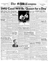 The SMU Campus, Volume 32, Number 44, April 16, 1947