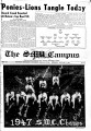 The SMU Campus, Volume 33, Number 24, January 1, 1948