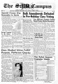 The SMU Campus, Volume 34, Number 26, January 7, 1949