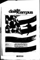 The Daily Campus, Volume 58, Number 33, October 27, 1972