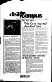The Daily Campus, Volume 58, Number 101 April 27, 1973