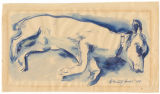 Untitled  (sleeping dog)