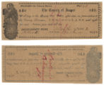 Jasper County $10.00 (ten dollars) county scrip