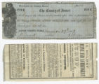 Jasper County $5.00 (five dollars) county scrip