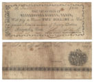 Nacogdoches County $2.00 (two dollars) county scrip
