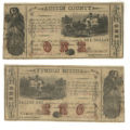 Austin County $1.00 (one dollar) county scrip