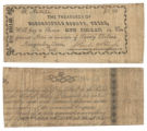 Nacogdoches County $1.00 (one dollar) county scrip