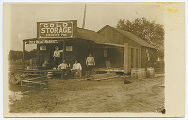 [Inez Meat Market, G. M. Alves, Proprietor, Inez, Texas]