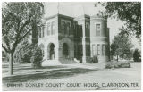 Donley County Court House, Clarendon, Tex.