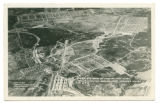 Birds Eye View of Camp Wolters, Texas, Largest Infantry Replacement Training Center in U.S.A.