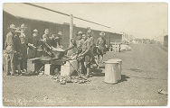 Camp Life at Camp MacArthur, Waco, Texas