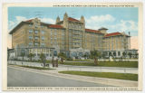 Hotel Galvez, $1,000,000 Beach Hotel, One of the Many Prominent Features for Which Galveston Is...