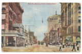 Main St., Houston, Texas, Looking North