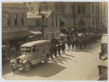 [Funeral Procession, U.S. Military Aviator from the Second Provisional Wing of the Air Service]