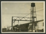 [Railroad Loading Dock, Love Field, Dallas, Texas]