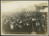 General View of Crowd. ''Flyin' Frolic'' Nov., 12-13, 1918. Love Field, Tex.