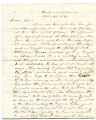 [William Walradt Dunlap October 16, 1847 letter to his cousin, Jane C. Dunlap]