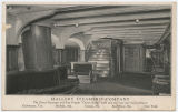 [Interior of ship of the Mallory Steamship Company]