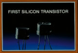 [First Silicon Transistor]