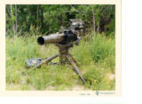 [Human-portable anti-tank weapon system using TI's FLIR concept]