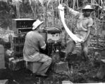 [GSI workers in the jungles of Colombia]