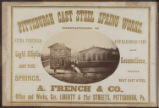 Pittsburgh Cast Steel Spring Works, A. French & Co.