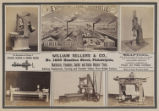 William Sellers & Co., No. 1600 Hamilton Street, Philadelphia