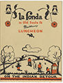 La Fonda in Old Santa Fe Luncheon