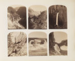 [Yellowstone Stereograph Halves: Set 12]