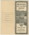 Huntley Irrigation Project, Montana