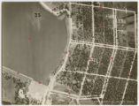 [Grid 35: White Rock Lake Aerial Survey, Labeled]